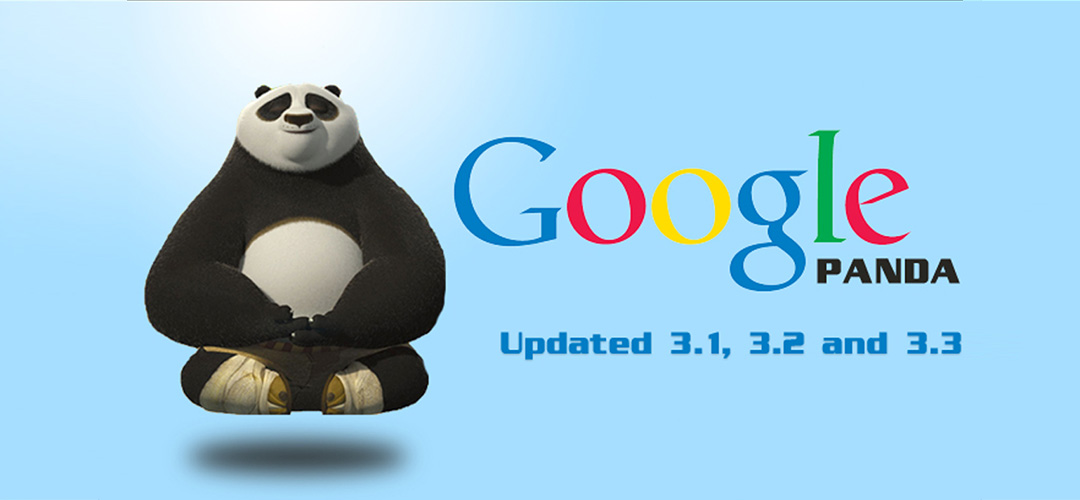 Exploring Google panda updates 3.1, 3.2 and 3.3
