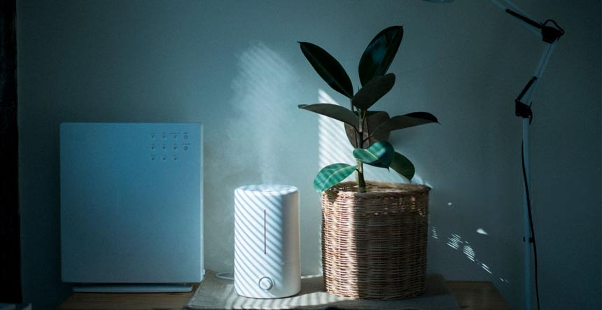 Humidifier, Purifier & Aroma Diffuser