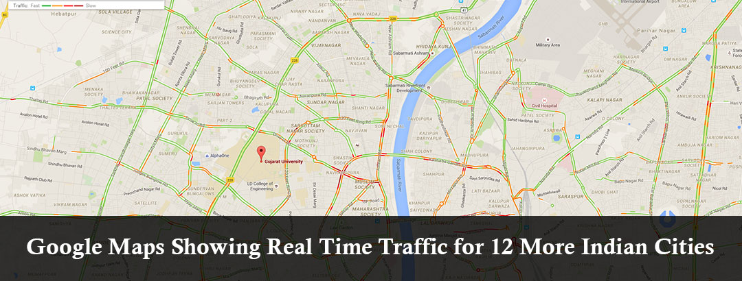 Google maps showing real time traffic for 12 cities in India ... on google maps united states, google maps uk, google maps murder, live indian map, google maps street view, google maps navigation, google maps logo, google maps icon, google maps find, google maps car, minecraft indian map,