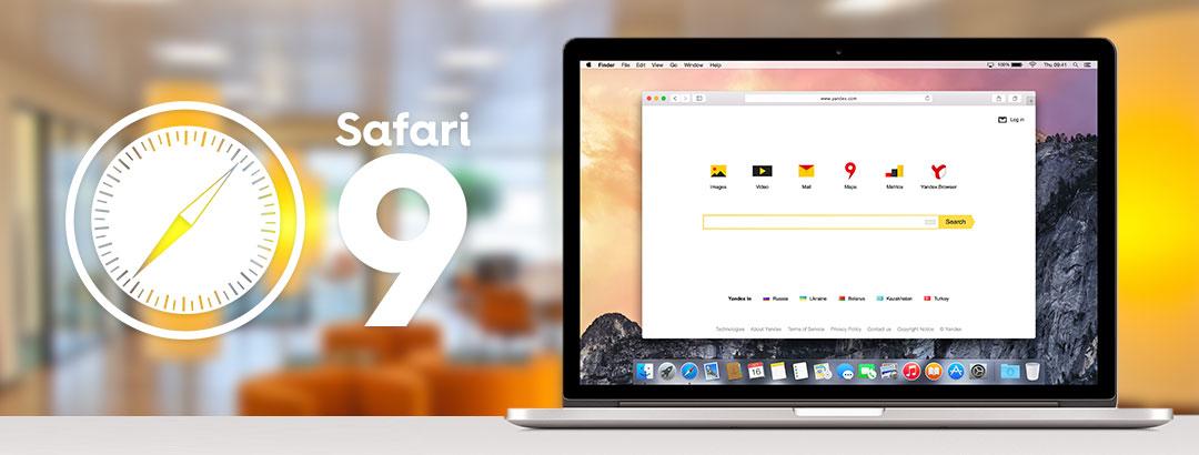 Upcoming features of Safari 9 - KrishaWeb Technologies