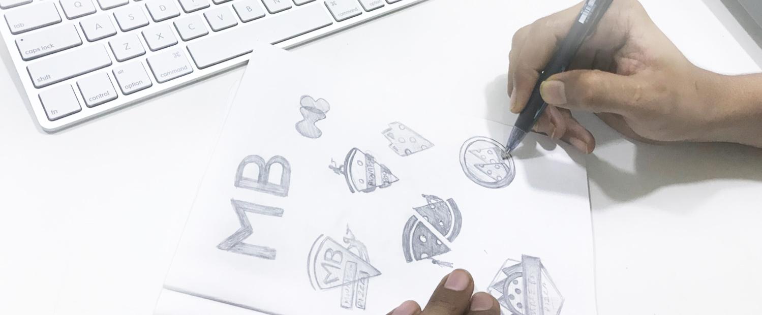 Brand Design: KrishaWeb