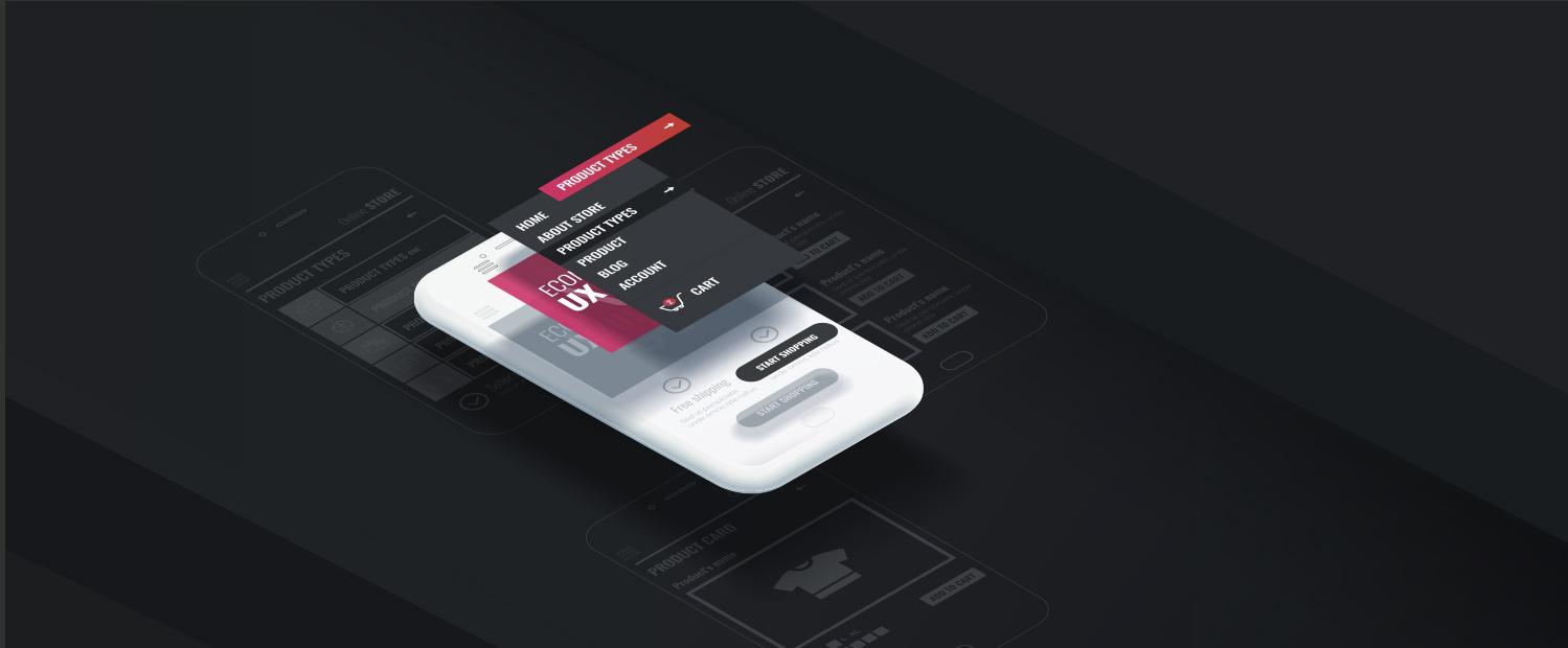 UI/UX Design Services - KrishaWeb