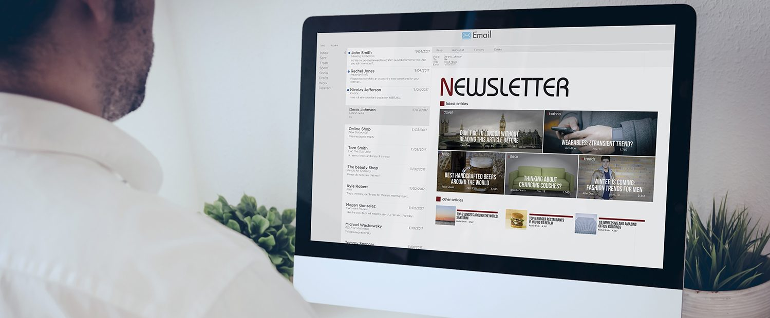 Email Newsletters Design