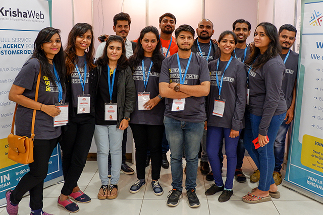 WordCamp Ahmedabad 2018 - Day 1