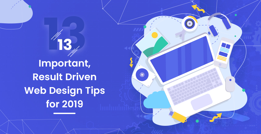 Web Design Tips and Practices for 2019