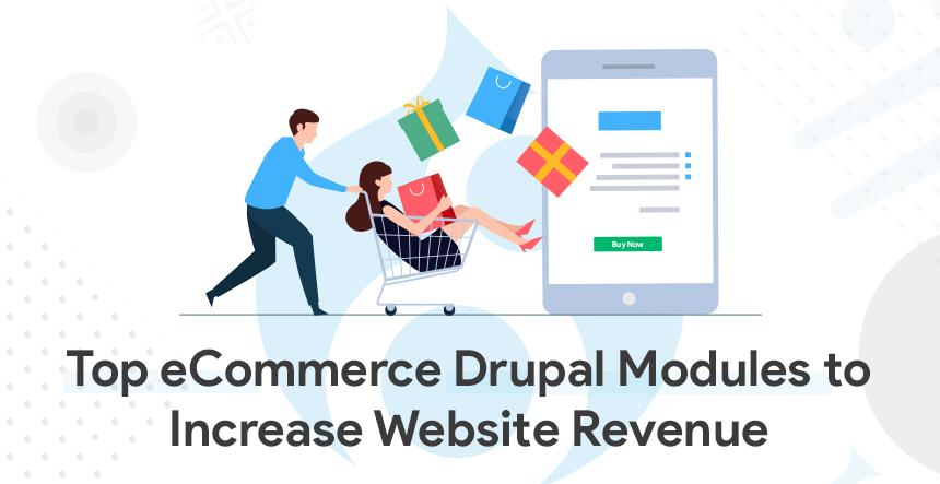 E-Commerce Modules for Drupal Websites