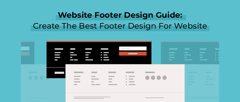 Website Footer Design Guide