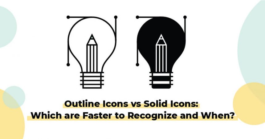 Outline icons vs Solid icons-features image