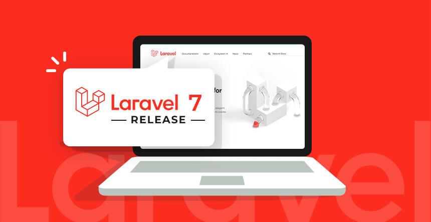 Laravel 7 Release
