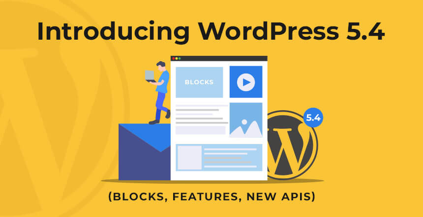 Introducing WordPress 5.4