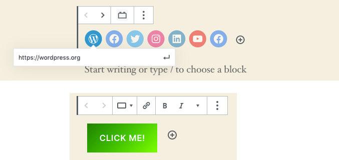 Two New Blocks in WordPress 5.4