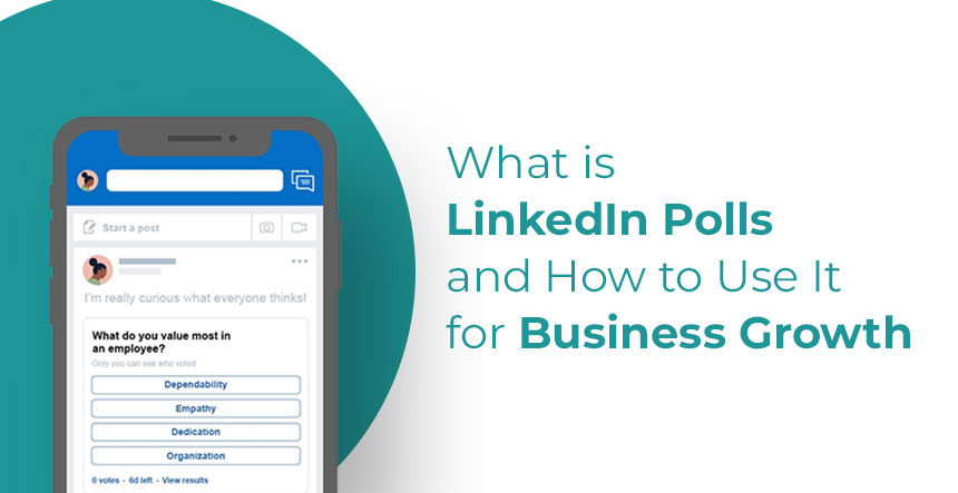 LinkedIn Polls for Business Growth
