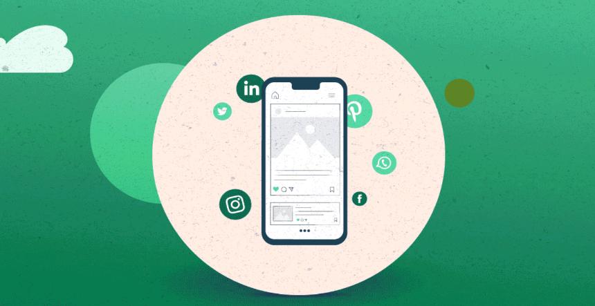 User Snippets for Social Media