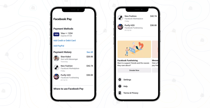 How to Access Facebook Pay
