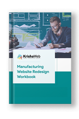 Manufacturing Website Redesign eBook