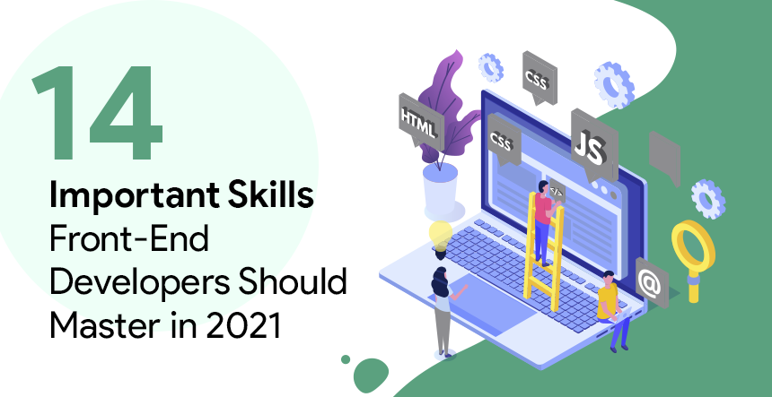 Skills to master for front end developers