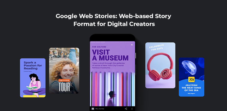 What are Google Web Stories