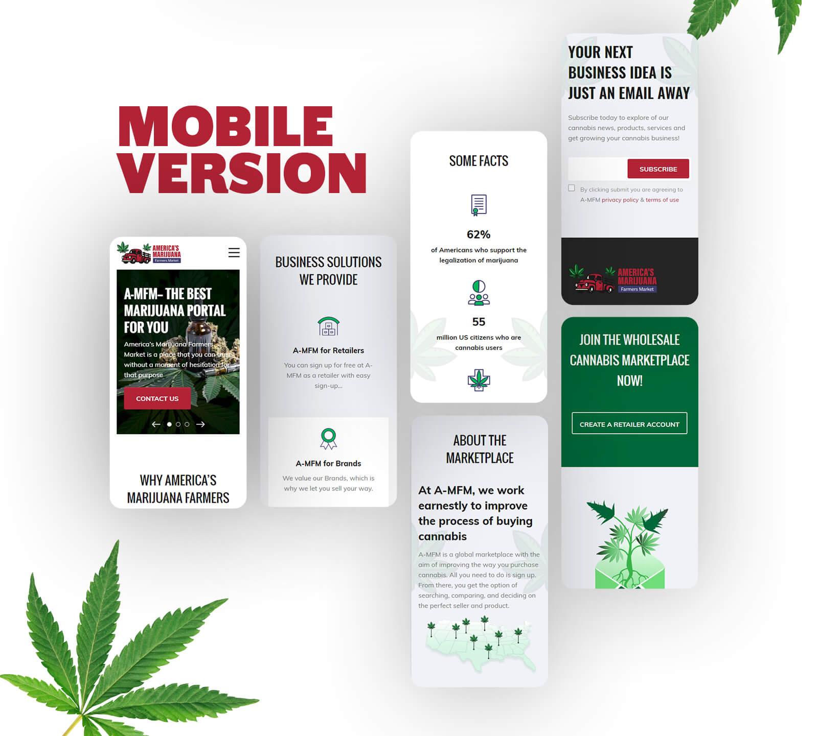 A-MFM's Mobile Version